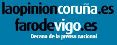 La opinión de La Coruña y El Faro de Vigo